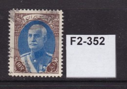 1938 Riza Shah Pahlavi 10R - Iran