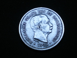 Luxembourg 5 Centimes 1908 KM# 26 - Luxembourg