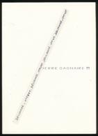 MENU AUTOMNE (octobre 2013) : PIERRE GAGNAIRE, Restaurant 6 Rue Balzac, Paris, 3 étoiles Au Michelin - Menus