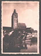 Oudenaarde - De Schelde En St-Walburgakerk - Oudenaarde