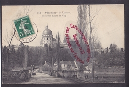 Q0220 - VALENCAY Le Chateau - Vue Prise Route De Vicq - Indre - Autres Communes