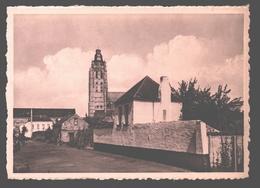 Oudenaarde - Smallendam En St-Walburgakerk - Oudenaarde