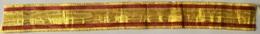 Cinta De Medalla Distinción De San Sebastián. Guerras Carlistas. 1836. España. Réplica - Militares