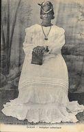 Dakar (Sénégal) - Indigène Catholique - Collection J. Benyoumoff - Carte Non Circulée - Afrique