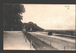Brussel / Bruxelles (verzonden 1906) - Park Te Identificeren / à Identifier - Auto / Voiture - Carte Photo Sans éditeur - Bossen, Parken, Tuinen