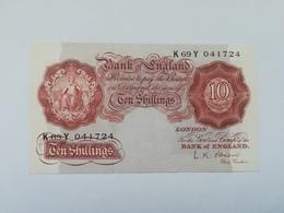 REGNO UNITO 10 SHILLINGS - 10 Shillings
