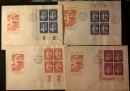 VATICANO 1958 BRUXELLES - FDC