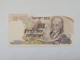 ISRAELE 10 LIROT 1968 - Israel
