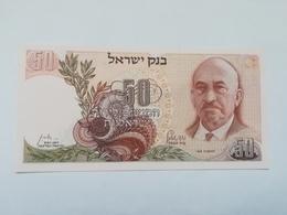 ISRAELE 50 LIROT 1968 - Israel