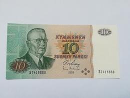 FINLANDIA 10 PANKKI 1980 - Finlande