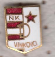 PIN  FC--VINKOVCI - Soccer