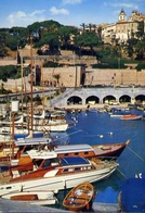 Bordighera - Imperia - Scorcio Del Porto - 262  - Formato Grande Viaggiata – E 10 - Imperia