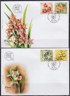 Serbia 2013 Flowers - Flora - Orchidaceae, FDC - Serbie