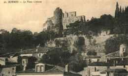 83 - BORMES - Le Vieux Château - Bormes-les-Mimosas