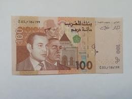MAROCCO 100 DIRHAMS 2002 - Maroc
