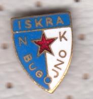 PIN   SFRJ    FC--ISKRA BUGOJNO - Soccer