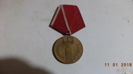 Medal 25 Years People Dower - Medaillen & Ehrenzeichen