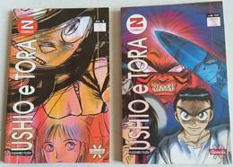 USHIO E TORA -MANGA GIAPPONESE  - N. 49 + 51 DEL 1995 ( 040119) - Manga