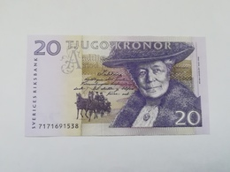 SVEZIA 20 KRONOR - Suède