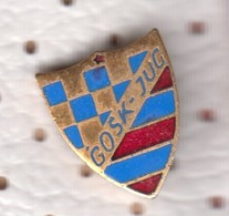 PIN   SFRJ    FC- GOŠK -JUG - Soccer