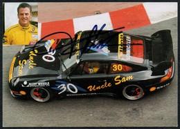 C1672 - Orig. Frank Schmickler Autogramm Autogrammkarte - Rennfahrer Weltmeisterschaften - Autogramme & Autographen