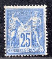 Sage N° 78 Neuf ** Gomme D'Origine Sans Charnière à 12% De La Cote  TB - 1876-1898 Sage (Type II)