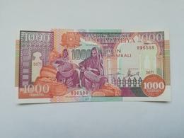 SOMALIA 1000 SHILIN 1990 - Somalia