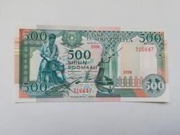 SOMALIA 500 SHILIN 1989 - Somalia