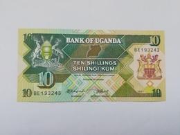 UGANDA 10 SHILINGI 1987 - Ouganda