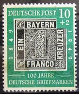 ALLEMAGNE FEDERALE                 N° 2 A                 OBLITERE - Used Stamps