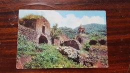Nagorno-Karabakh Republic - Old Postcard Azerbaijan Vc Armenia -   - KHOTAVANK TEMPLE 1970s - Arménie