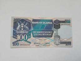 UGANDA 100 SHILINGI 1987 - Uganda
