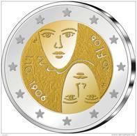 @Y@   Finland  2  Euro  2006  Commemorative - Finlande