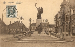 Iseghem / Izegem :Gedenkteken 1914-18 - Izegem
