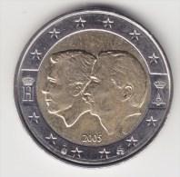 Belgie   2 Euro Commemorative 2005 - Bélgica