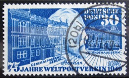 ALLEMAGNE FEDERALE                 N° 2 D                OBLITERE - Used Stamps