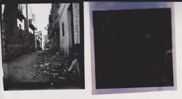 STREET SCENES  CAIRO  EGYPT Celluloid Photo Negative Contact Photographs Negatives Cynthia Ellis  AFRICA - Africa