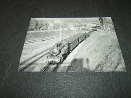 Photo Véritable 10 X 15 Cm Jacques BAZIN :  131 TB 17 à CHAMPIGNY Ligne De La Bastille 22 Avril 1957 - Treinen