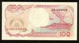 Indonesien 1992, 100 Rupiah - UNC, Kassenfrisch - Indonesien