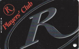 Riviera Casino - Black Hawk CO - Slot Card - After 6 Months On Reverse - BLANK - Casino Cards