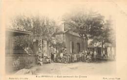 ALGERIE AFFREVILLE ECOLE COMMUNALE DES GARCONS - Autres Villes