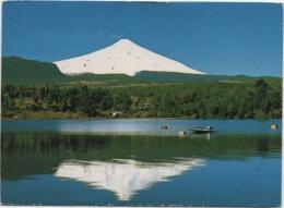 Pucon (Cile Chile): Volcan Villarrica. Non Viaggiata - Cile