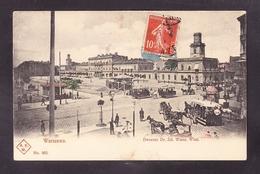 PL28-72 WARSZAWA DWORZEC - Polen