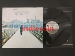 33T GERARD MANSET Il Voyage 1978 FRANCE LP - Rock