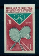 ALTO VOLTA , YV. 145** SIN DENTAR , EXCELENTE CALIDAD , TENIS , TENNIS - Tennis