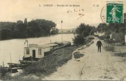 LIMAY BORDS DE LA SEINE - Limay