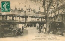 MANTES LA JOLIE HOTEL DU GRAND CERF - Mantes La Jolie