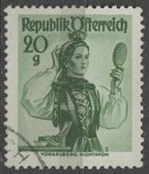 MIRROR Optics - Girl Vorarlberg - 1948 1951 Austria - Used - Physics