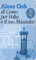 *ITALIA: GLOBAL ONE - LIONS CLUB - COMO* - Scheda Usata - Italia