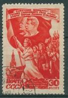 Sowjetunion 1947 Internationaler Frauentag 1115 Gestempelt - 1923-1991 URSS
